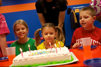 Birthday Party Ideas: Girls age 5+