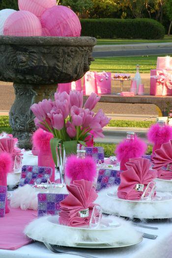 Have a Tea or Princess Party