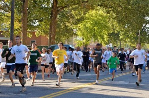 The Run for Sparta 5K
