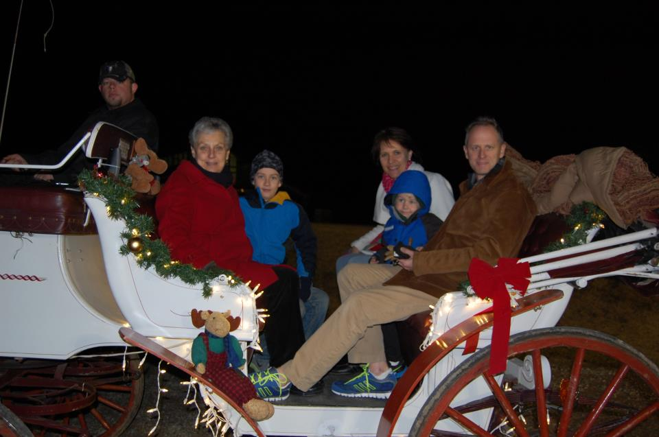 Starry Nights Carriage Ride