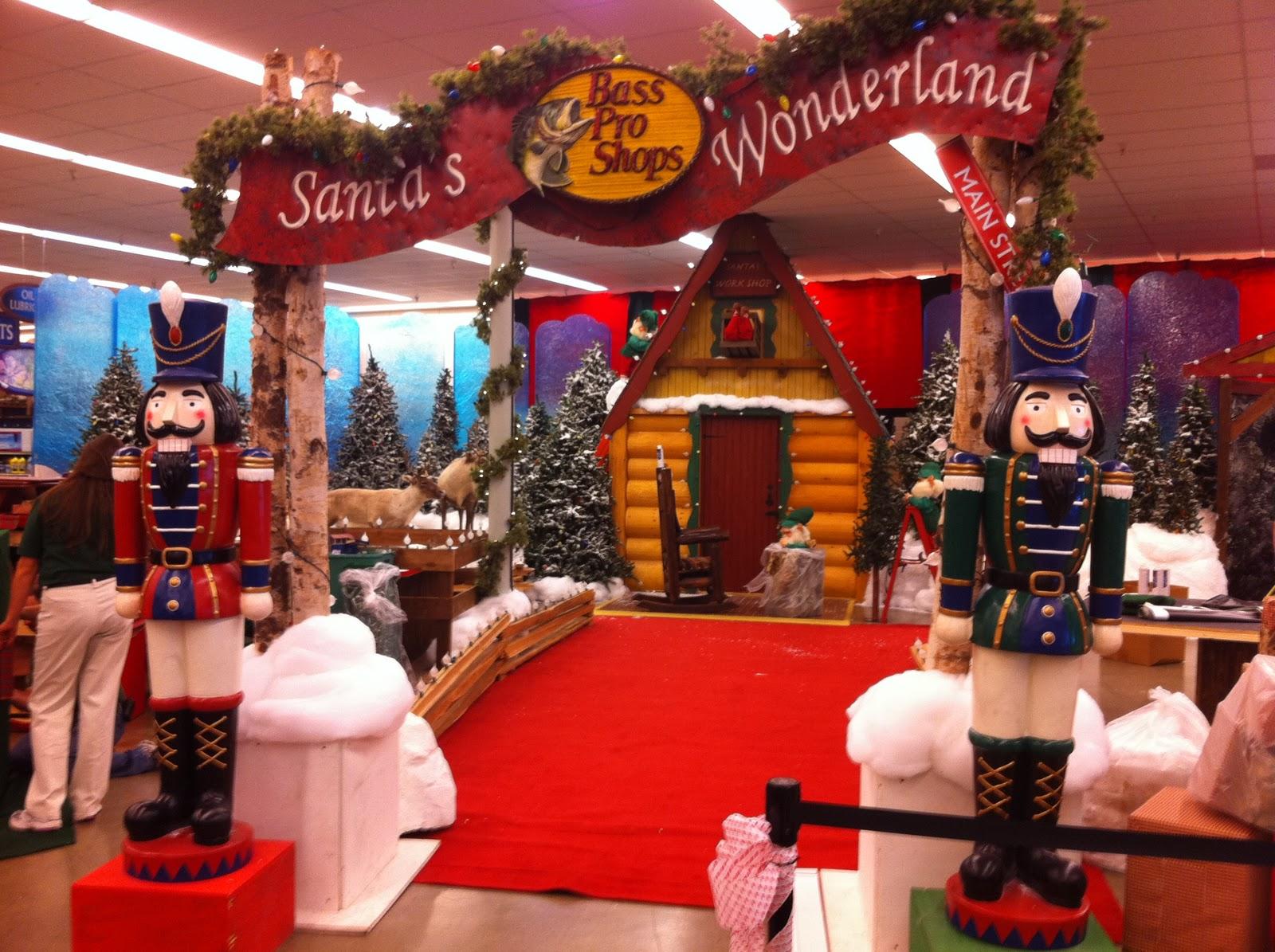 Bass Pro Shops Winter Wonderland - East Memphis Moms