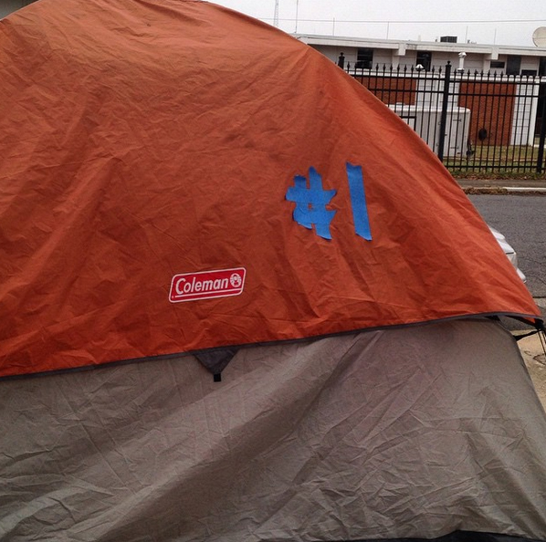 The 2015 Optional Campout: One Dad's Story