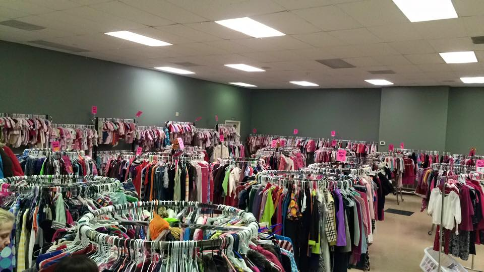 Spring/Summer 2016 Children's Consignment Sales