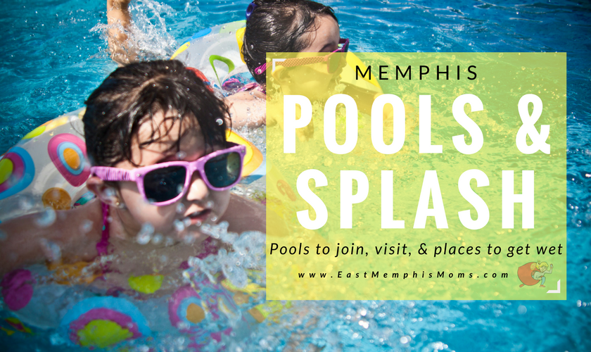 Pools & Other Water Fun - East Memphis Moms