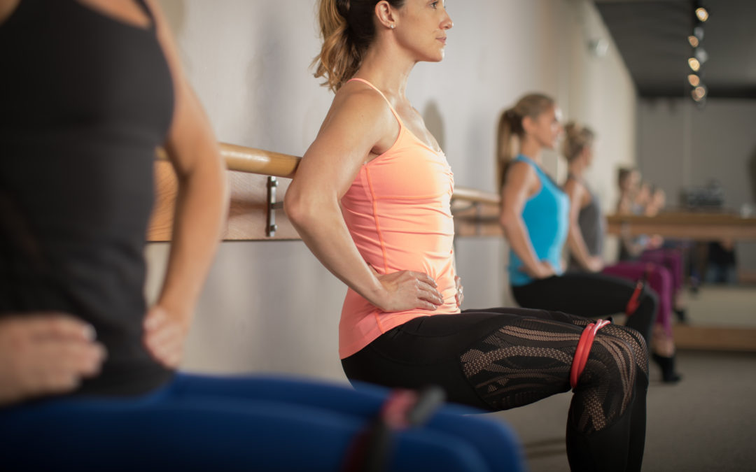 Giveaway: Free Month of Pure Barre