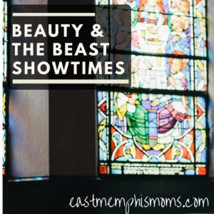 Beauty & the Beast Memphis showtimes - find a theatre near you to see it! eastmemphismoms.com