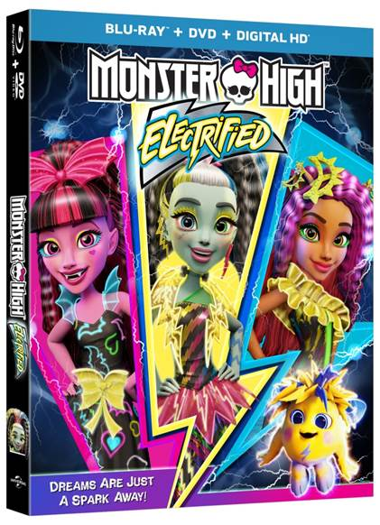 Monster High: Electrified Giveaway