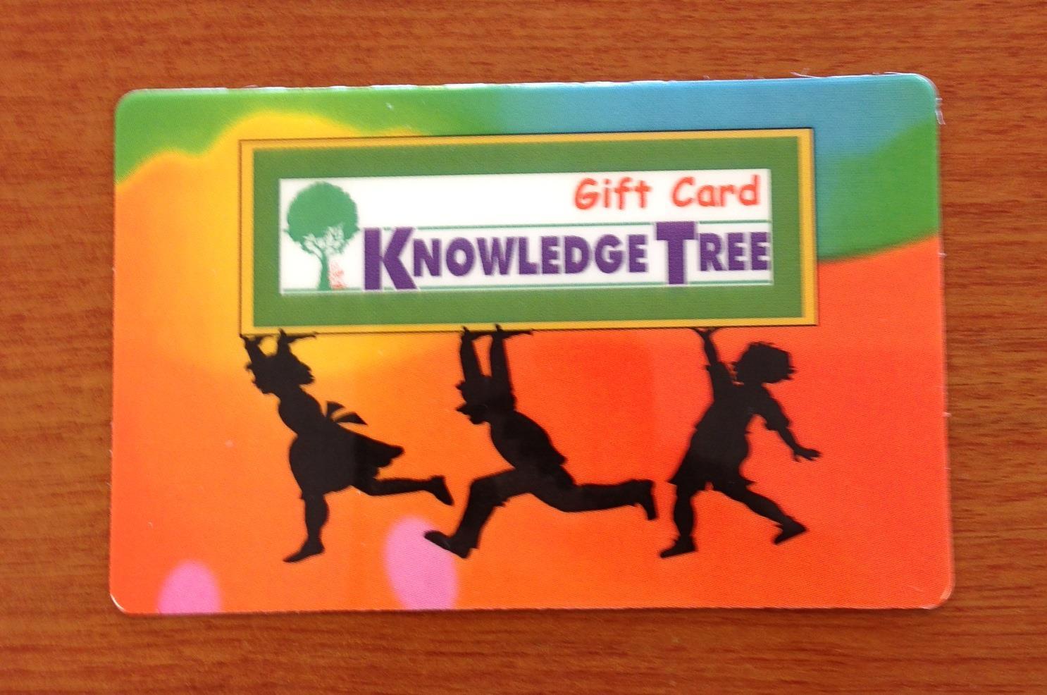 Giveaway: Knowledge Tree