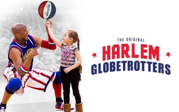 Giveaway: Harlem Globetrotters